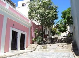 Stradina di Viejo San Juan, Porto Rico, foto di Wikimedia Commons