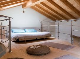 Accogliente stanza interna del BagolArea EcoFarm