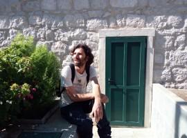 Simone Riccardi, fondatore di Ecobnb