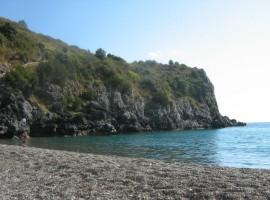 Marina di Camerota, spiaggia