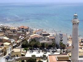 Il mare di Punta Secca (Ragusa)