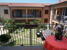 Terrazza, Villa Andrea, Marina di Camerota