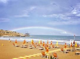 spiaggia e mare - Cala Molinella