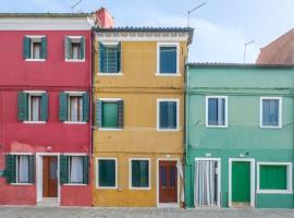 Casette colorate a Burano, colori, foto di Christian Holzinger via Unsplash