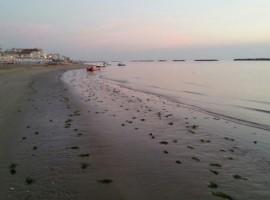Il mare di Igea Marina