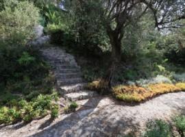 Parco botanico - Mortola