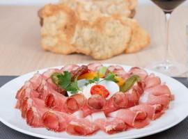 Cucina ad alta quota - Rifugio Oberholz