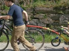 Il posto perfetto per andare in bicicletta: accedete alle piste ciclabili direttamente dal B&B!
