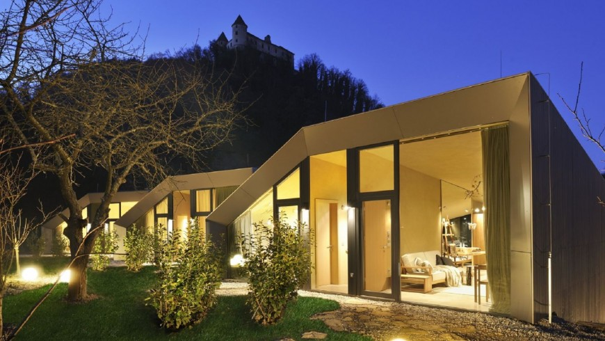 Appartamenti di design ed ecologici in Slovenia