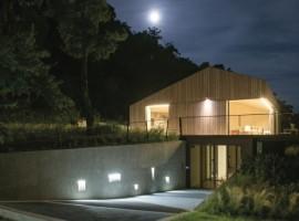 La Mugletta B&B. Architettura unica nei Colli Euganei