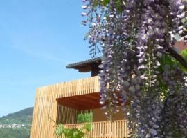 Casa sul Lago, casa eco-friendly a Caldonazzo