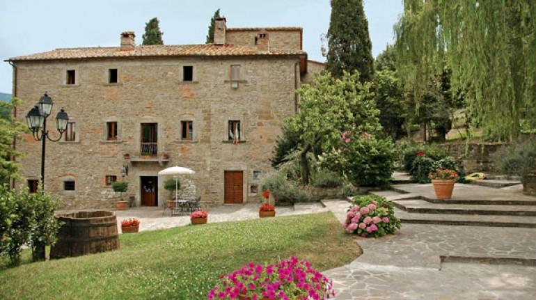 Fuga benessere in Toscana