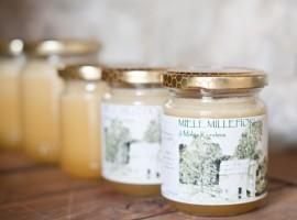 Assaggia il buonissimo miele della Malga, è prodotto da loro!