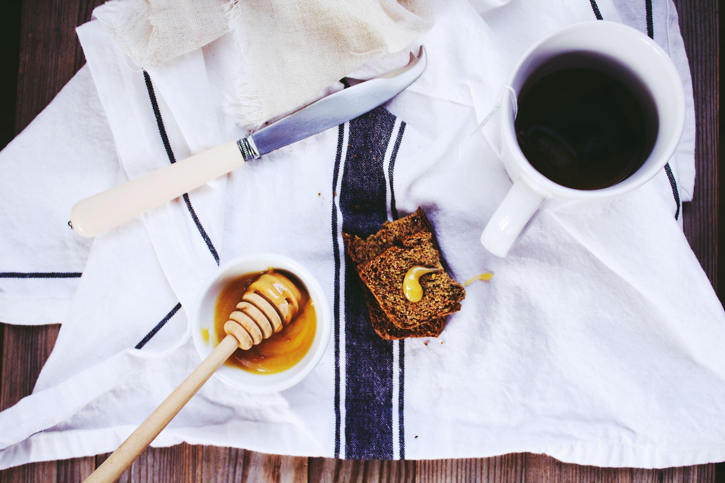 Breakfast with honey, World Bee Day
