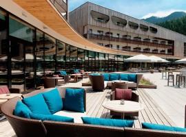 Eco-Resort di charme in Austria