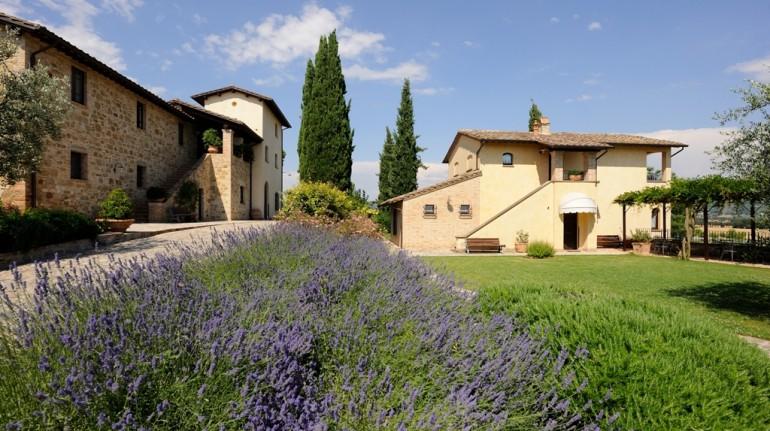 Vacanza sostenibile all'insegna del benessere in una struttura ricettiva in Umbria