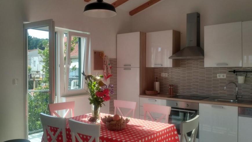 Un appartamento eco-friendly a Spalato