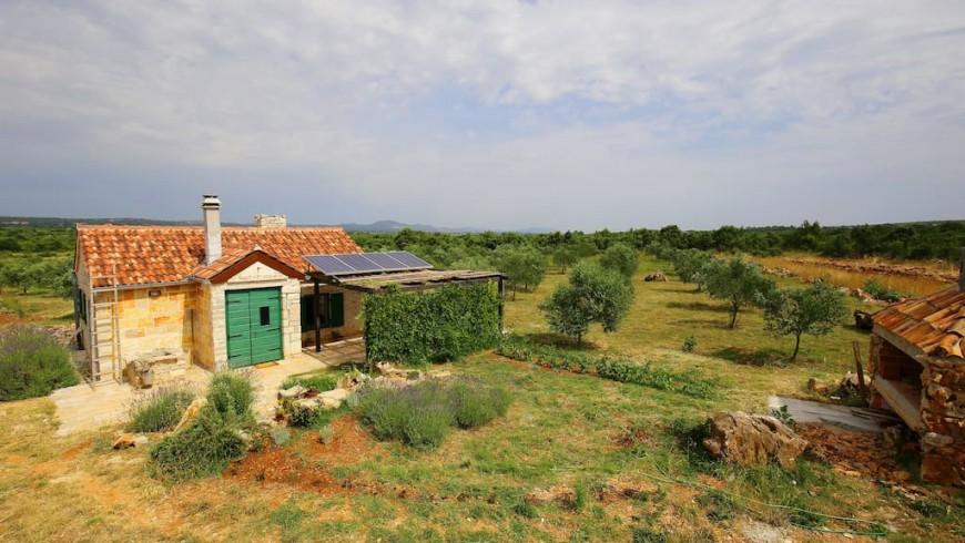 Casa vacanza tra i parchi nazionali della Croazia