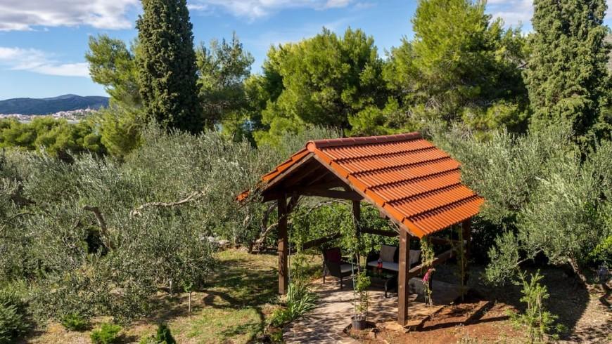 Comfort e relax sostenibile in Croazia