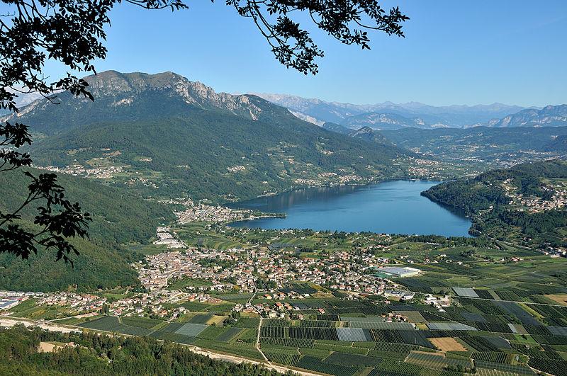 Lago di Caldonazzo, Trentino
