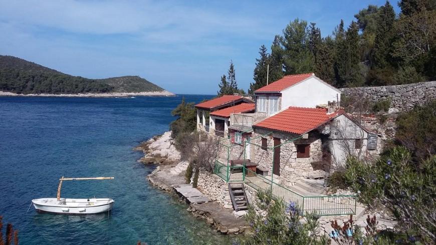 Un cottage eco-friendly in riva al mare, Croazia
