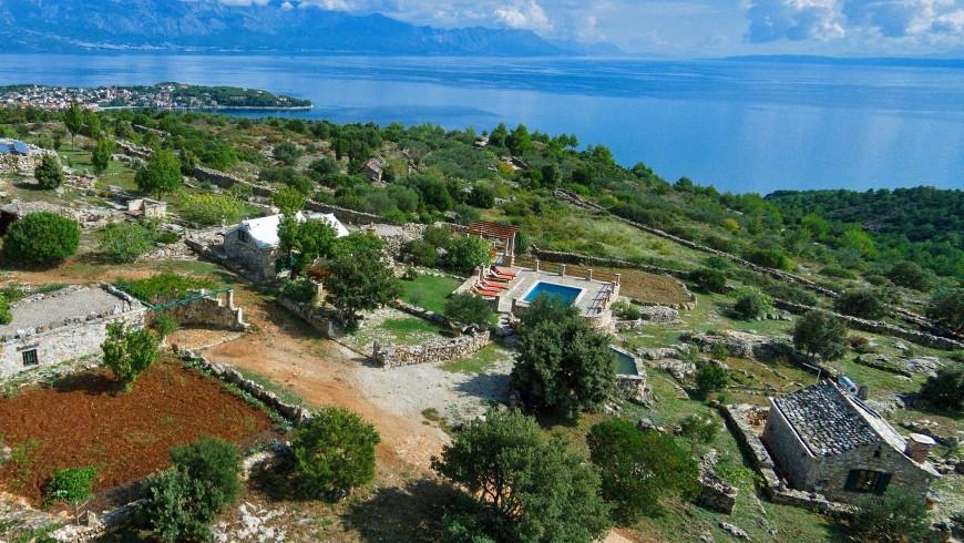 Ranch Visoka, Croazia