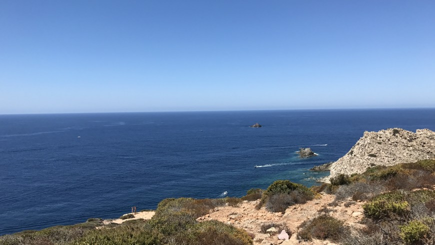 Carloforte, un'estate vista mare in Sardegna