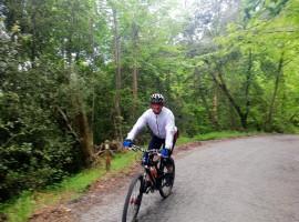 Itinerario in mountain bike da Agrilunassa, tra le colline di Bordighera
