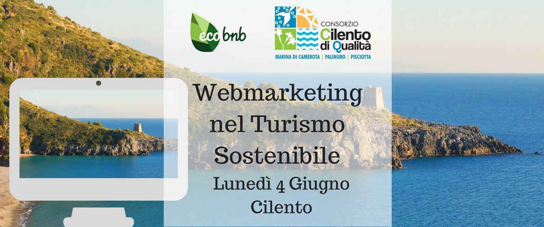 web marketing e turismo sostenibile