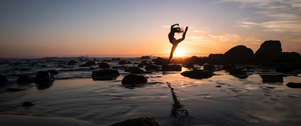Photo by Andrew Rice via Unsplash - Yoga retreats in Southern Italy