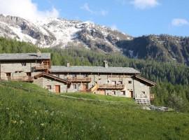 Borgata Sagna Rotonda, albergo diffuso in provincia di Cuneo