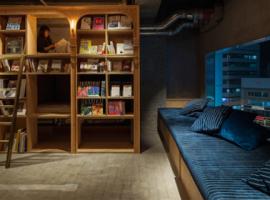 Book&bed Tokyo, hotel ecosostenibili