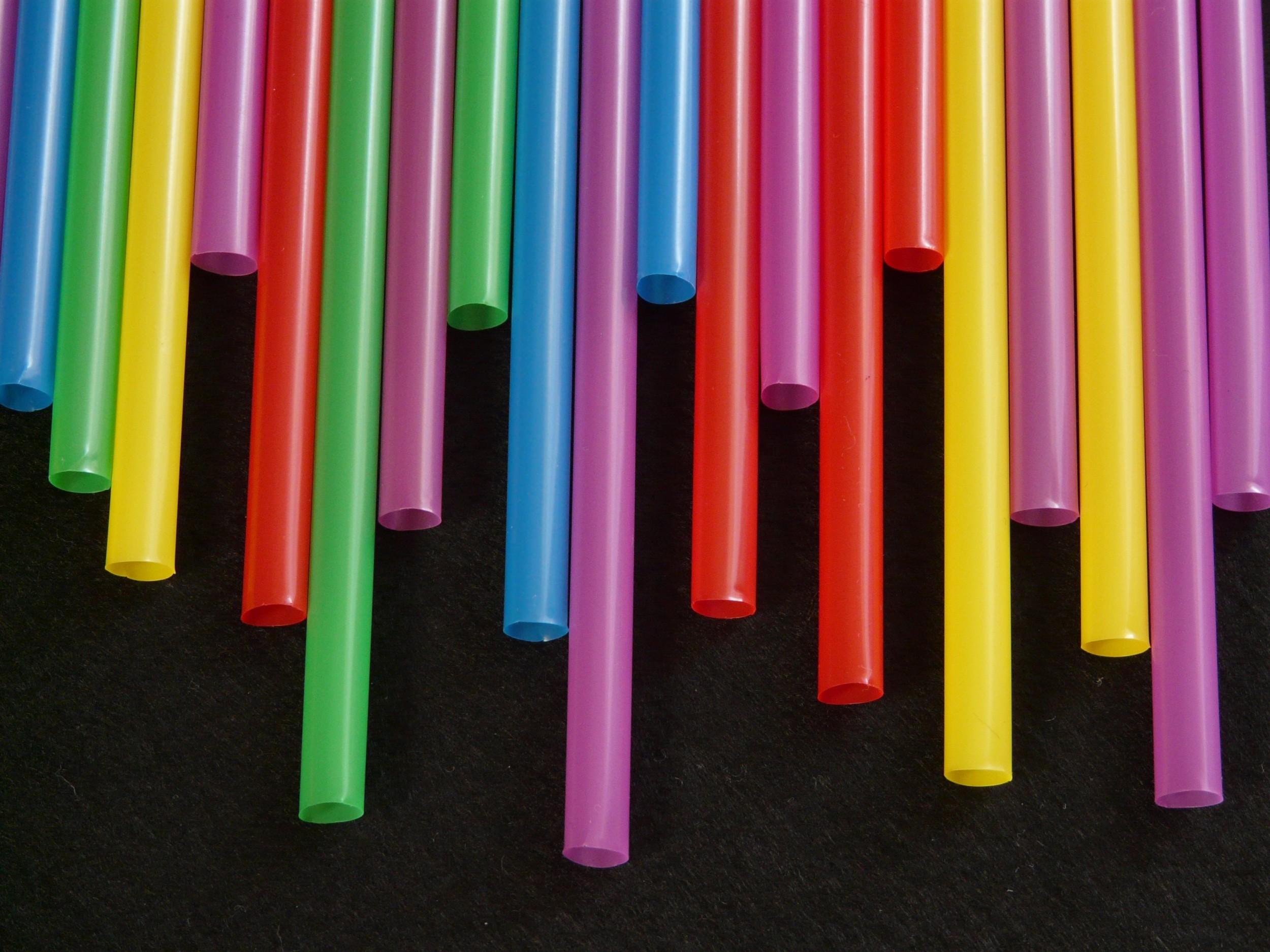 plastic straws, oceans