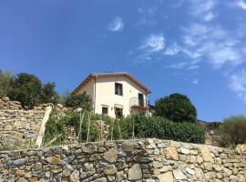 Agrilunassa, eco-ospitalità tra le colline di Bordighera