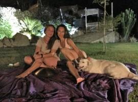 relax ad Agrilunassa, tra le colline di Bordighera