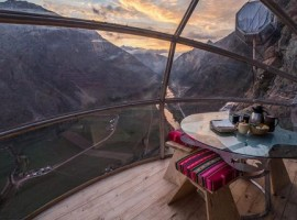 Skylodge suites