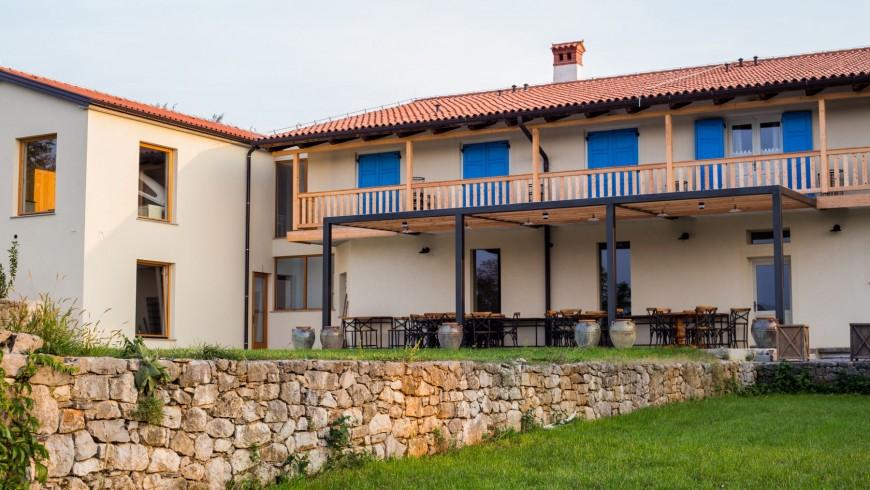 Dove dormire nella regione del Carso sloveno