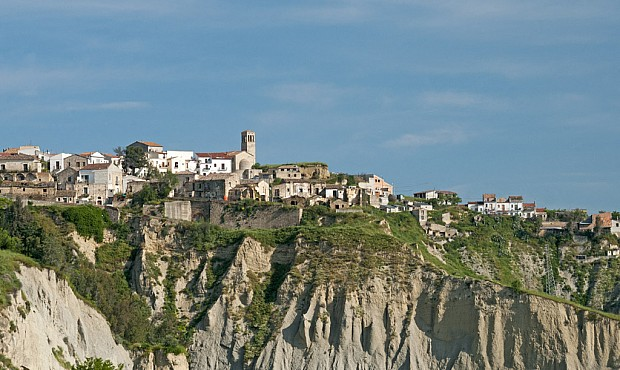 Aliano, Basilicata