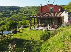 Vacanza contadina in una struttura ecosostenibile in Liguria