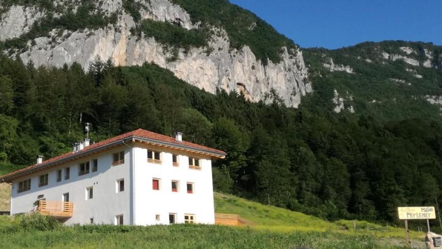 Vacanza contadina in Trentino