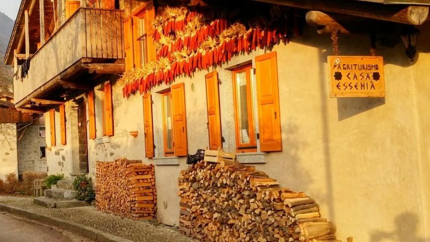 Un antico maso a pochi passi dal Lago di Garda