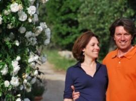 Laura e Filippo di Ancora del Chianti