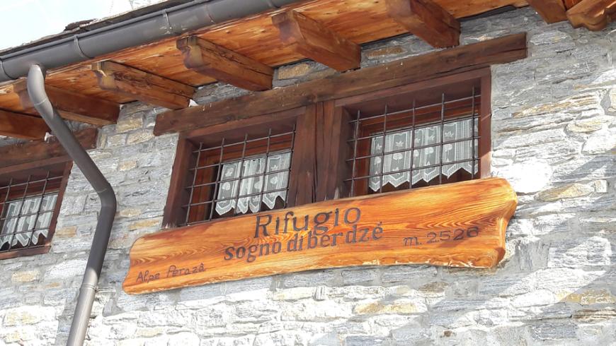 Una vacanza vegana in un rifugio di montagna a Cogne