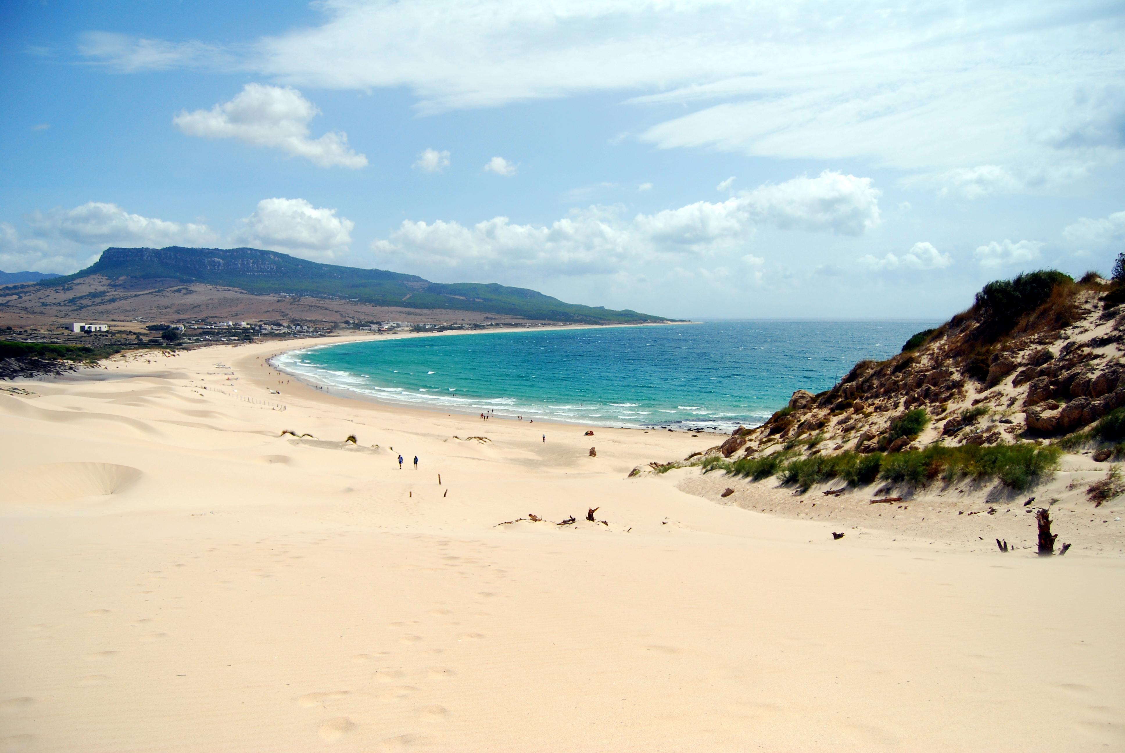 Spiagga di Bolonia, Andalusia, Spagna