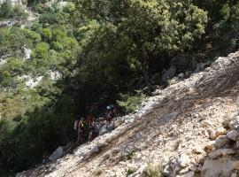 Selvaggio Blu, Sardegna