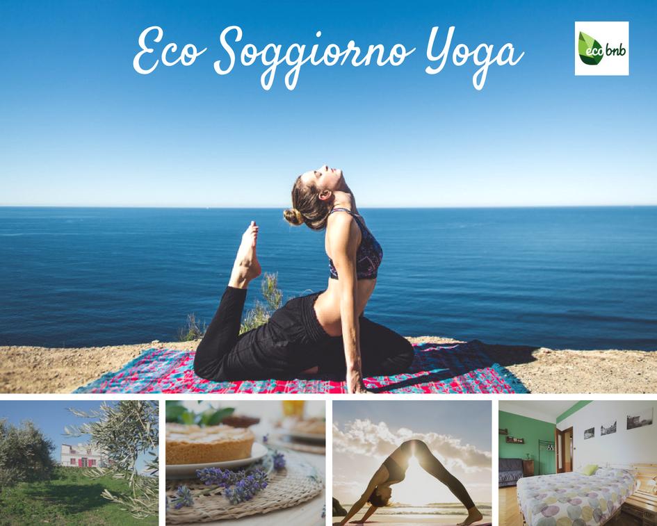 Eco-Soggiorno Yoga - regalo