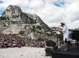 Musica in alta quota, No borders music festival
