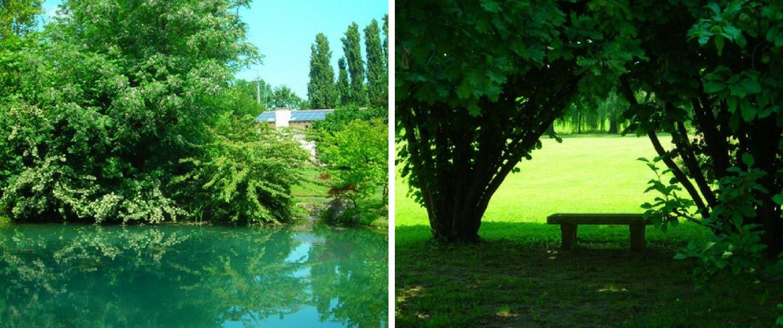 Solo Qui nel verde della campagna Veneta