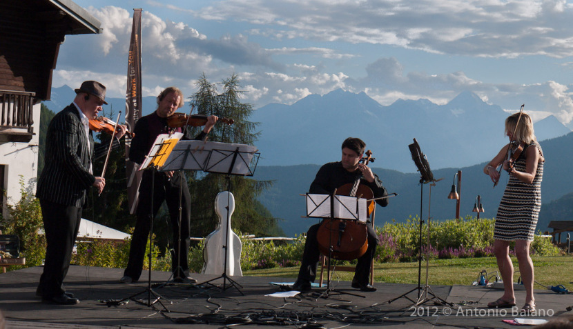 Balanescu Quartet, Music in the Mountains