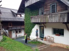 Biohotel Gralhof, hotel ecologico in fattoria a Weissensee